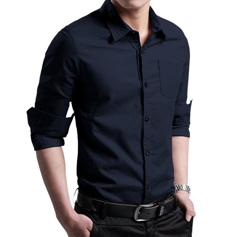 Blanche Chemise Luxe Luxe Homme Homme Chemise j4q5AR3L