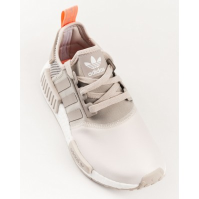 adidas nmd femme blanche rose