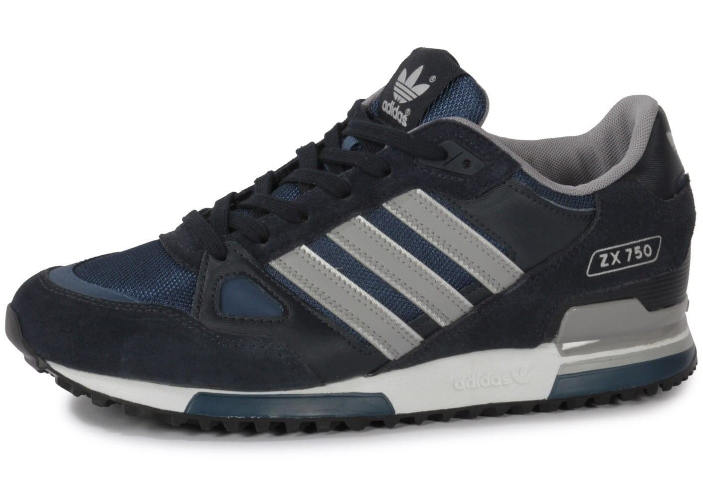 adidas zx 750 bleu pas cher