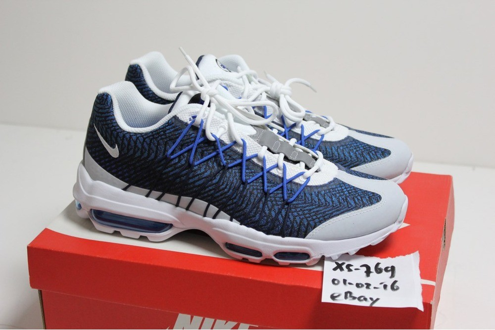 nike air max 95 ultra jacquard midnight navy