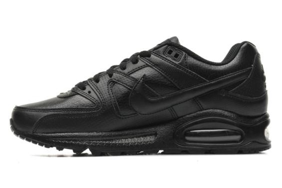 united states nice cheap release info on nike air max command leather cuir noir